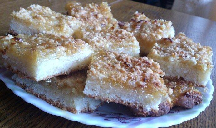 творожный пирог пошаговый рецепт с фото