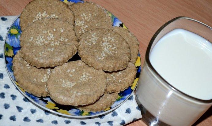 Рецепт овсяных печений в домашних условиях пошагово 30