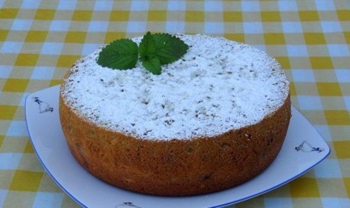 Пирог со сливой рецепт с в мультиварке