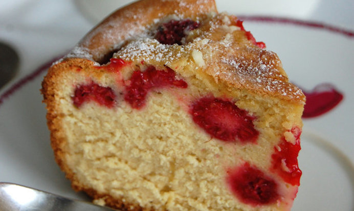 Пирог с клубничным вареньем рецепт с фото