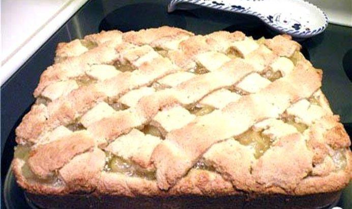 простой пирог начинкой рецепт фото