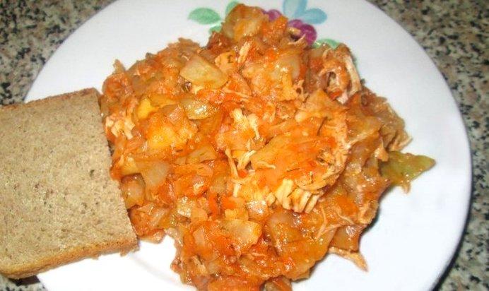 Солянка с грибами и колбасой рецепт с пошагово