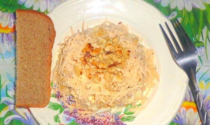 Рецепты мясных салатов в домашних условиях