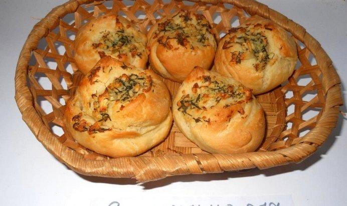 булочки в духовке пошаговый рецепт с фото