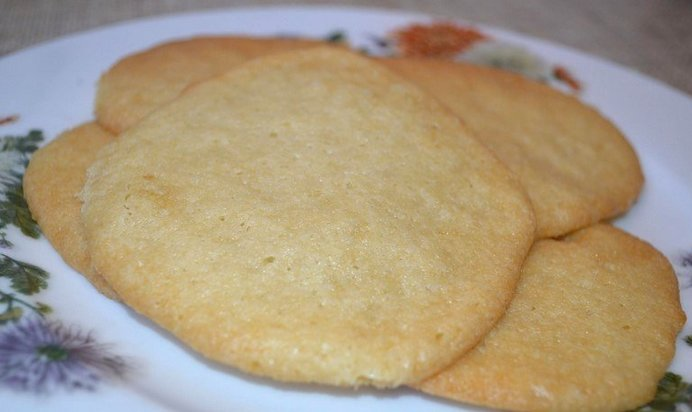 Печенье на майонезе в домашних условиях