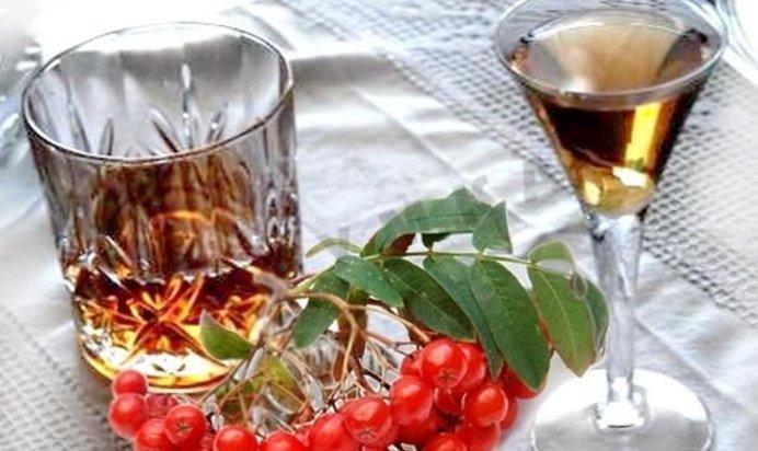 Рецепты ликеров из черноплодной рябины