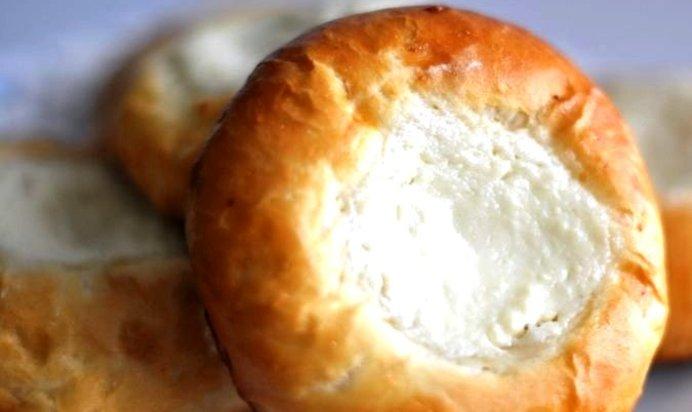 Творожное дрожжевое тесто рецепт с фото
