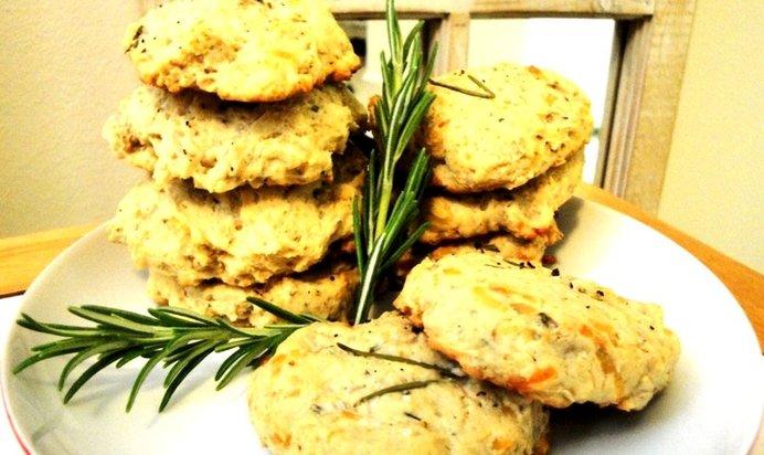 Картофельные крекеры рецепт с фото