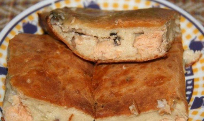 Рецепты пирогов на кефире пошагово с