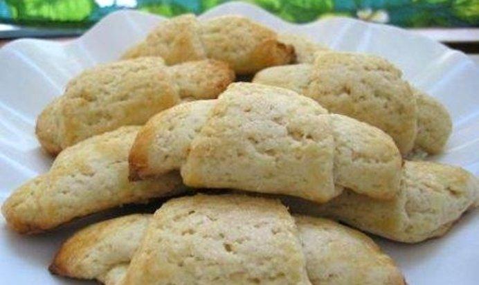 Домашнее печенье быстрый и простой рецепт