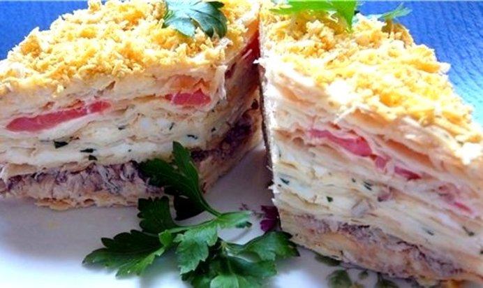 Торт Наполеон 5 лучших рецептов! Тесто и крем для