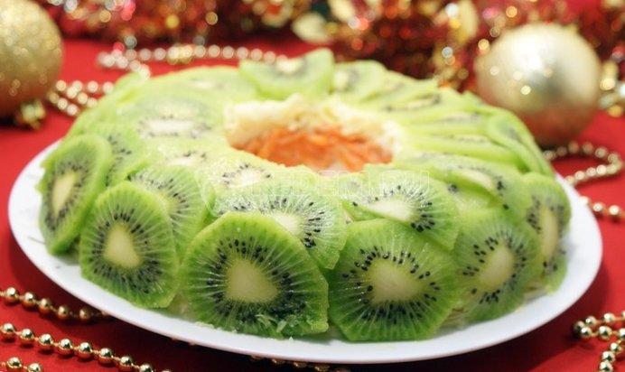 Фото салатов с рецептами на новый год