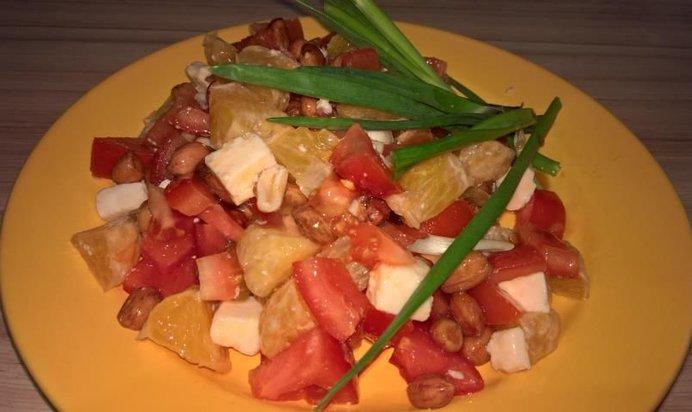 Вкусные китайские салаты рецепты с простые и вкусные