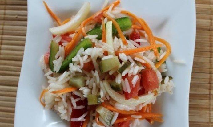 Рецепты салатов постные на день рождения простые и вкусные с