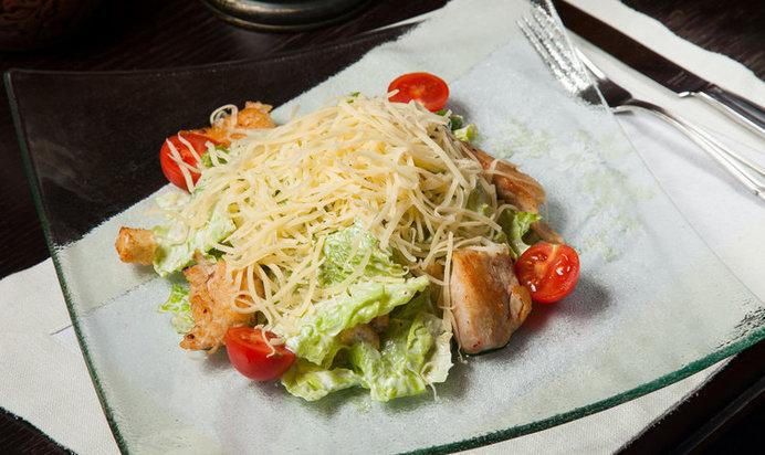 Вкусный цезарь с курицей рецепт пошагово в домашних условиях