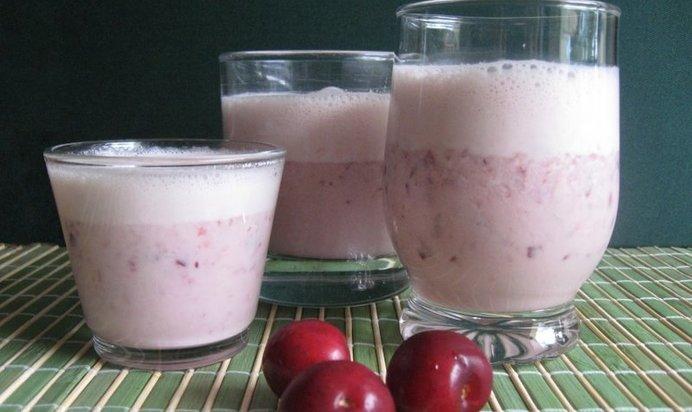 Пошаговый рецепт молочного коктейля