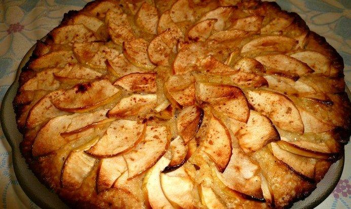 Шарлотка с яблоками рецепт пошагово в мультиварке на кефире