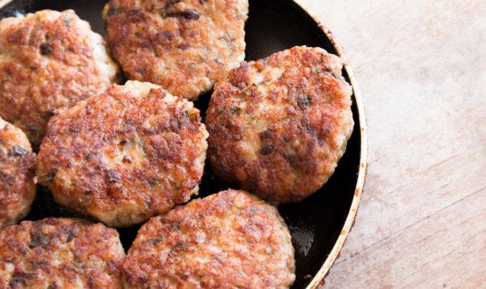 Рецепт котлет из фарша свинины с фото пошагово