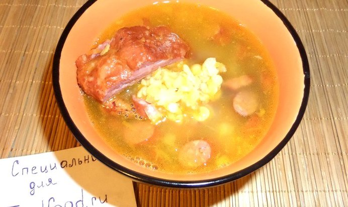 Рецепты супов из молока с пошагово