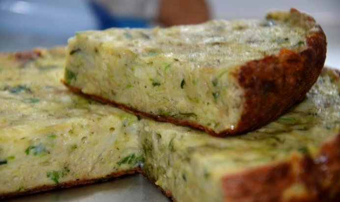 рецепт кабачковой запеканки с сыром в духовке рецепт