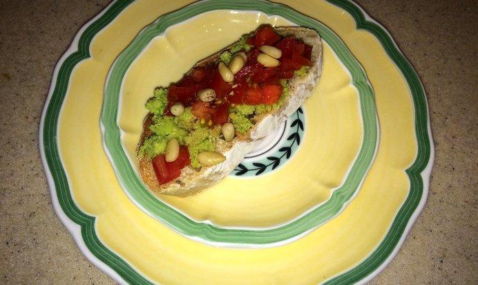 Рецепты с авокадо простые с фото