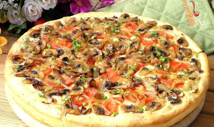 Пицца диетическая рецепты пошагово