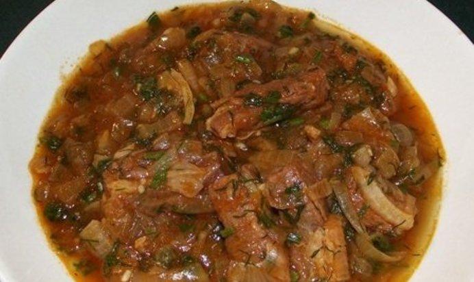 Солянка рецепт с пошагово без картошки рецепт