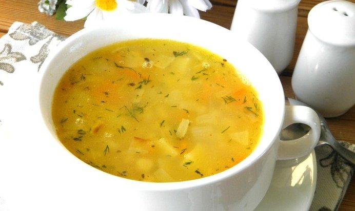 Гороховый суп постный рецепты