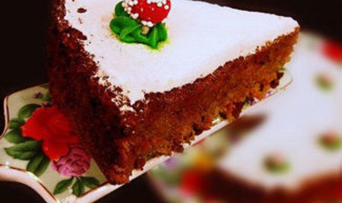 Морковные торт рецепт с пошагово