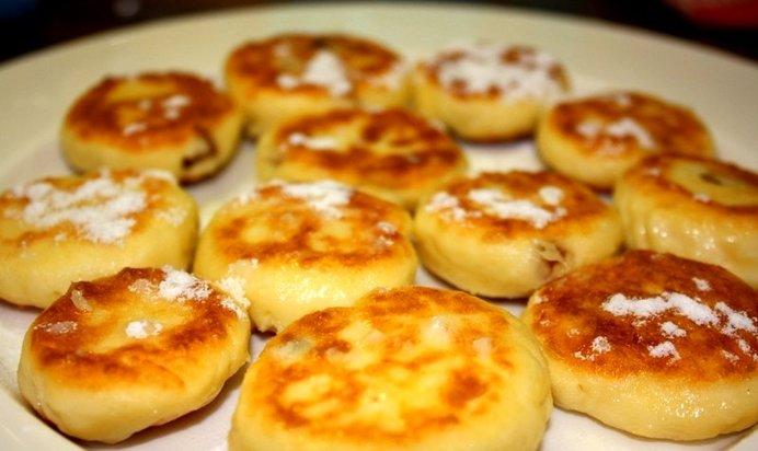 Сочные сырники из творога рецепт с пошагово