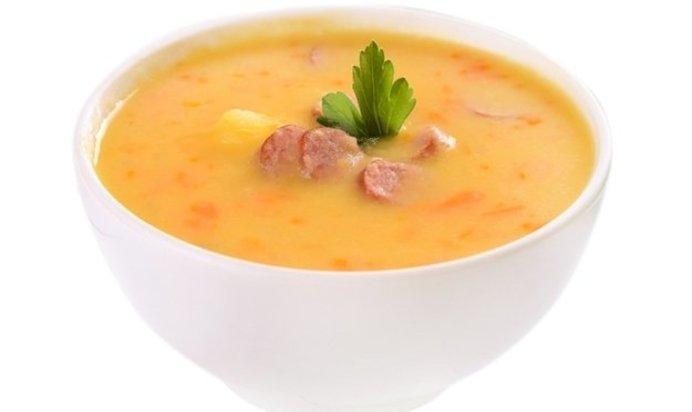 Гороховый суп пюре с копченостями пошаговый рецепт с фото в мультиварке