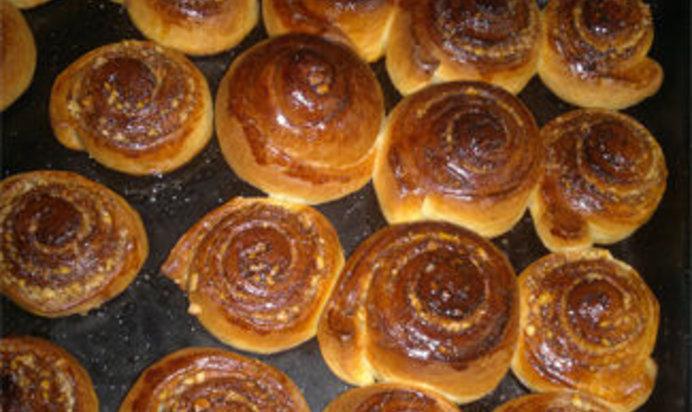 Булочки на сковороде рецепт пошагово с