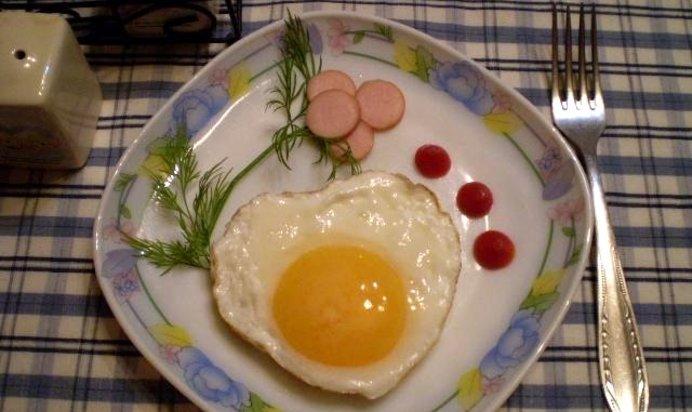 яичница рецепт с фото-хв2