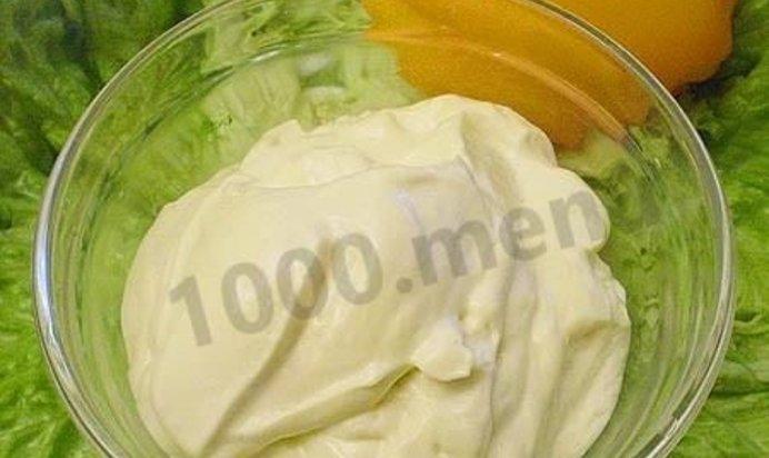 Постный домашний майонез рецепт Рецепт: Постный яблочный пирог