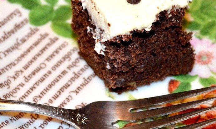Брауни с какао пошаговый рецепт с фото