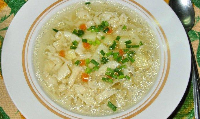 Домашние супы простые рецепты фото