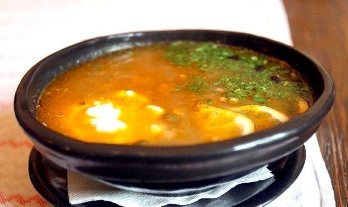 Солянка из курицы рецепт с в мультиварке пошагово