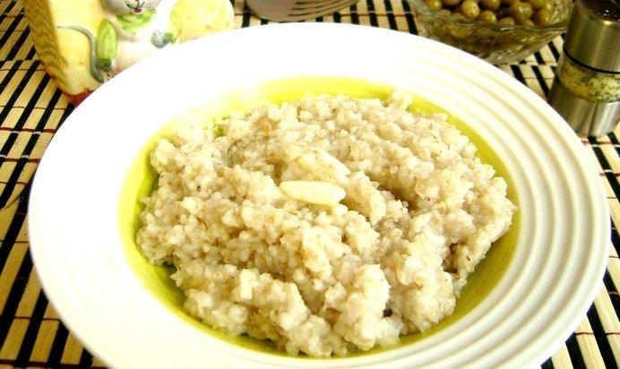 ячневая каша пошаговый рецепт с фото