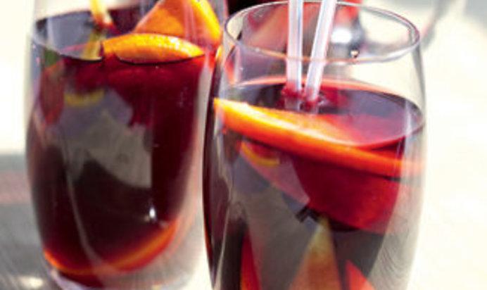 Испанская сангрия рецепт с фото пошагово