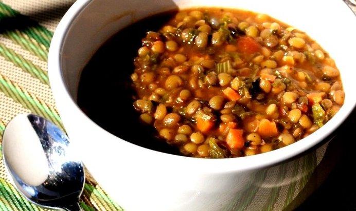 Чечевица рецепт приготовления с пошагово