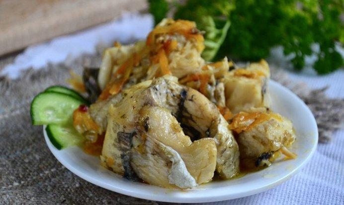 рыба под маринадом рецепт с фото пошагово