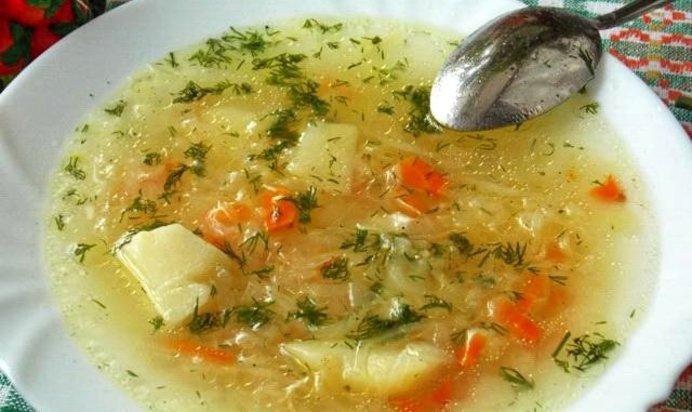 Рецепт щей из квашеной капусты пошаговый рецепт