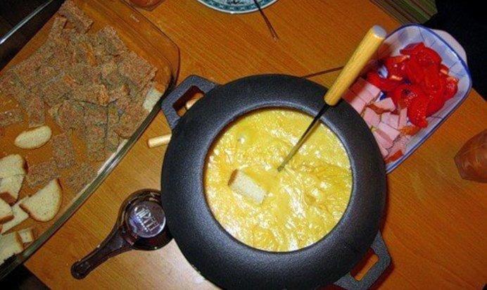 Фондю рецепт с пошаговым