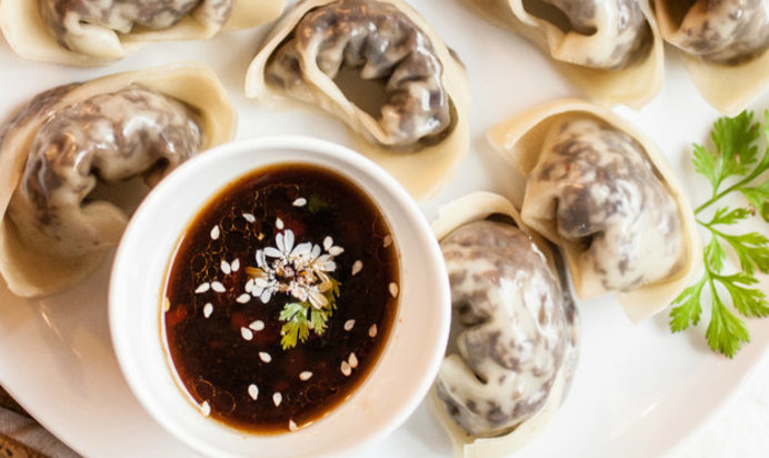 Китайские пельмени рецепт с фото пошагово