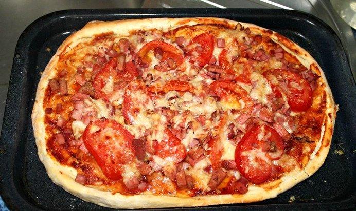 Рецепт пиццы бездрожжевой в домашних условиях