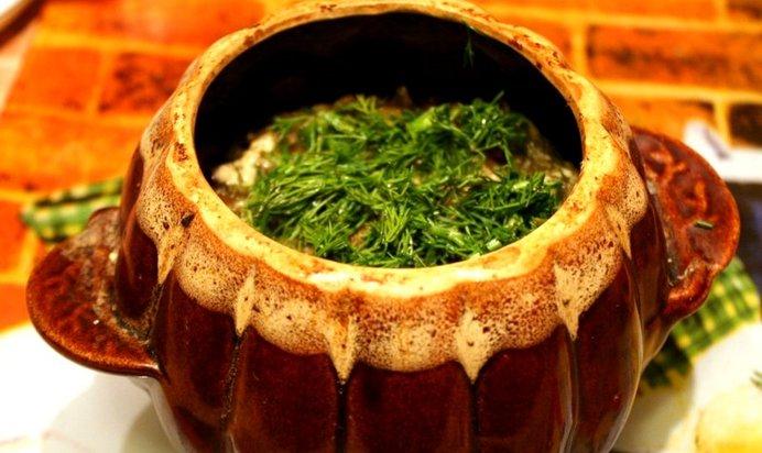 Пельмени с грибами в горшочках в духовке рецепты с пошагово с
