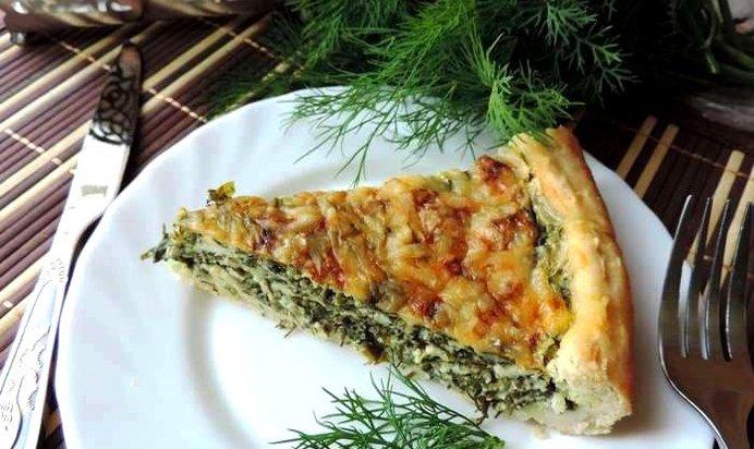 пирожки с зеленью рецепт фото
