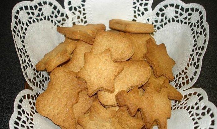 Как приготовить песочное домашнее печенье рецепт с пошагово в духовке
