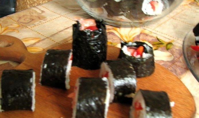 Простые рецепты суши в домашних условиях с пошагово