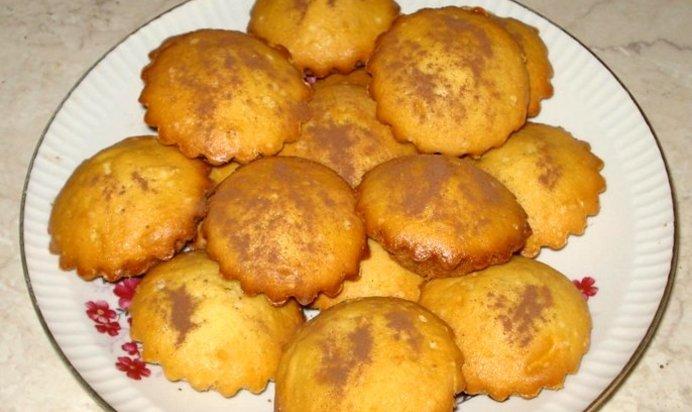 Рецепт кекса простой без кефира